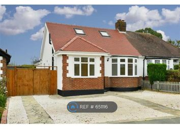 Thumbnail 5 bed semi-detached house to rent in Seaforth Gardens, Epsom