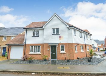 Thumbnail 3 bedroom semi-detached house for sale in Aldermere Avenue, Cheshunt, Waltham Cross, Hertfordshire