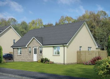Thumbnail 3 bed detached bungalow for sale in The Cruachan Off Oakley Road, Saline, Dunfermline, Fife