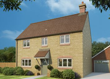 "Thumbnail 4 bed detached house for sale in ""Maple"" at Burcote Road, Towcester"
