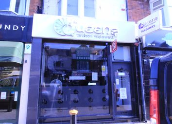Thumbnail Restaurant/cafe for sale in Queens Road, Leicester