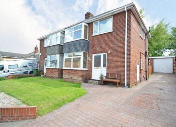 Thumbnail 3 bed semi-detached house for sale in Lyndhurst, Cromwell Place, Ossett