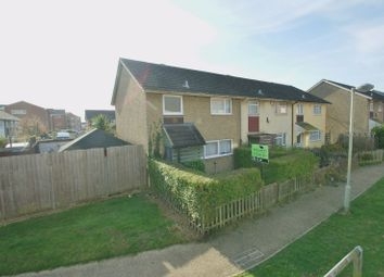 3 bed end terrace house for sale in Brenchley Close, Ashford, Kent TN23