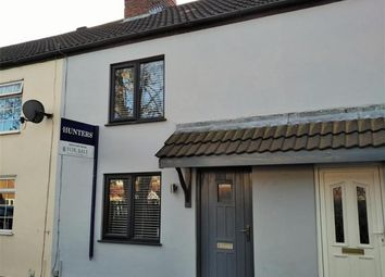 Thumbnail 2 bed terraced house for sale in Leakes Row, Louth