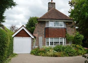 Thumbnail 3 bed detached house for sale in Tattenham Way, Burgh Heath, Tadworth