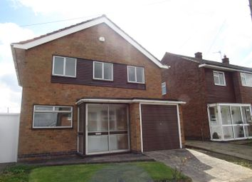 Thumbnail 3 bed detached house to rent in Horsewell Lane, Wigston
