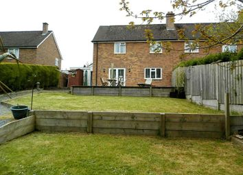 Thumbnail 3 bed semi-detached house for sale in Maes-Yr-Haf, Cardigan