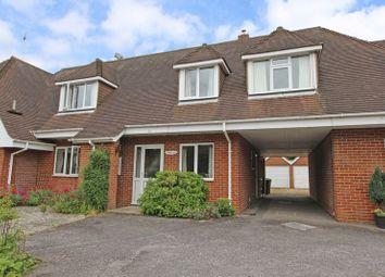 Thumbnail 3 bed terraced house for sale in Church Road, Kings Somborne, Stockbridge