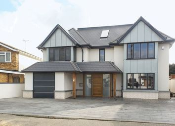 Thumbnail 5 bed detached house for sale in Shipwrights Drive, Benfleet