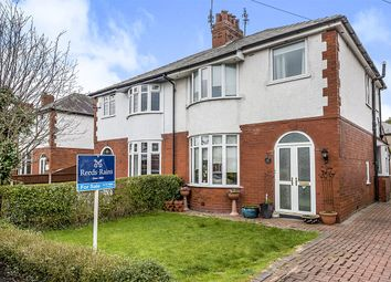 Thumbnail 3 bed semi-detached house for sale in Clifton Drive, Penwortham, Preston