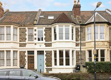 Thumbnail 4 bed terraced house for sale in Theresa Avenue, Bishopston, Bristol