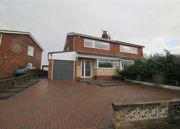 Thumbnail 3 bed semi-detached house for sale in Ramsey Avenue, Fulwood, Preston