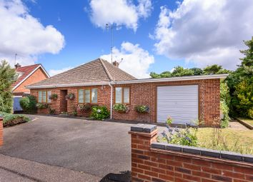 Thumbnail 3 bed detached bungalow for sale in West Road, New Costessey