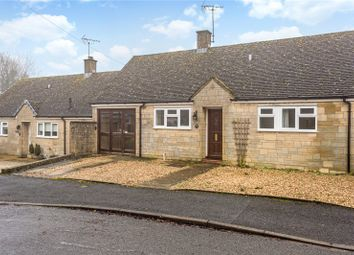 Thumbnail 2 bed terraced bungalow for sale in Glebe Close, Stow On The Wold, Cheltenham, Gloucestershire