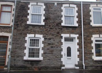 Thumbnail 2 bed terraced house for sale in Ynysymaerdy Road, Briton Ferry, Neath