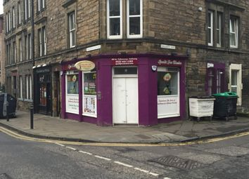 Thumbnail Retail premises for sale in 19 Marionville Road, Edinburgh