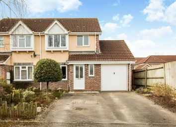 3 bed semi-detached house for sale in Woodsage Drive, Gillingham SP8