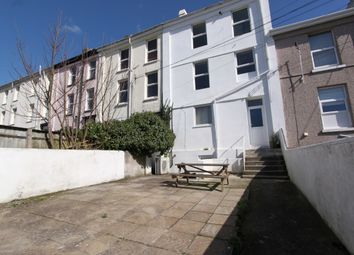 Thumbnail 3 bed maisonette to rent in Hyde Park Road, Mutley, Plymouth