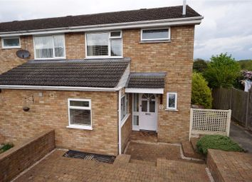 Thumbnail 3 bedroom end terrace house for sale in Ranworth Avenue, Stevenage