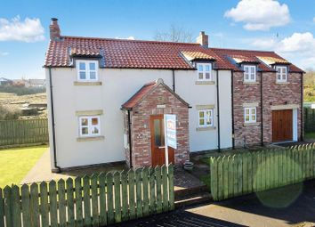 Thumbnail 3 bed detached house for sale in St. Helens Lane, Reighton, Filey