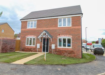 Thumbnail 3 bed semi-detached house for sale in Carlyle Road, Stonebroom, Alfreton