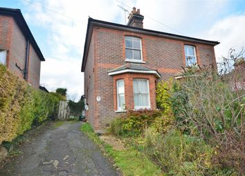 Thumbnail 2 bed semi-detached house for sale in High Street, Rowledge, Farnham