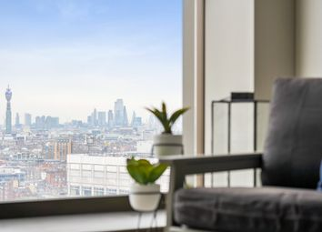Westmark Tower, London W2. 3 bed flat for sale