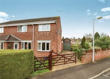 Thumbnail 3 bed semi-detached house for sale in Pinckneys Way, Durrington, Salisbury
