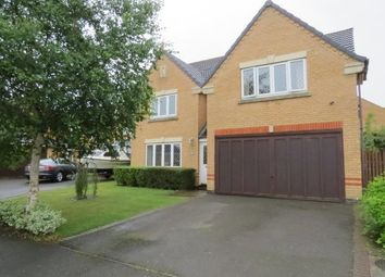 Thumbnail 5 bed detached house for sale in Heather Crescent, Melton Mowbray