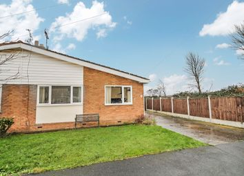 Thumbnail 2 bed semi-detached bungalow for sale in Birch Grove, Rhyl
