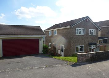 Thumbnail 4 bed detached house for sale in Plymtree Drive, Plympton, Plymouth