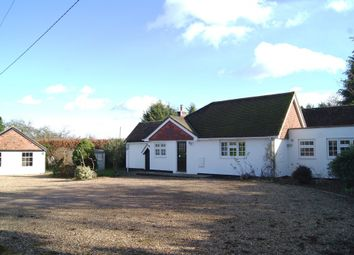Thumbnail 4 bed detached bungalow for sale in Glaziers Lane, Normandy, Guildford, Surrey