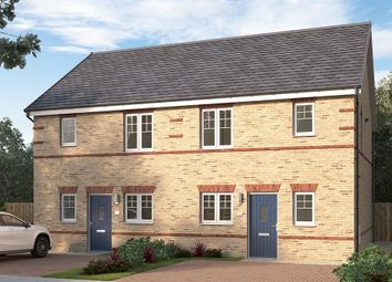 """Thumbnail 3 bed semi-detached house for sale in """"The Irtonbridge Semi"""" at Chilton, Ferryhill"""