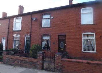 Thumbnail 2 bedroom terraced house for sale in Leigh Road, Atherton, Manchester, Greater Manchester