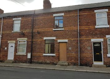 Thumbnail 2 bed terraced house for sale in Eighth Street, Peterlee, County Durham