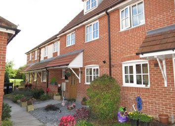 Thumbnail 3 bed terraced house for sale in Bluebell Close, Andover