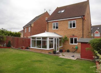 Thumbnail 4 bed detached house for sale in St. Cuthberts Way, Bishop Auckland