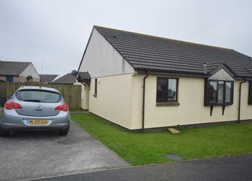 Thumbnail 2 bed bungalow for sale in Carknown Gardens, Redruth