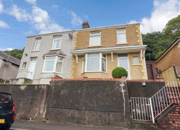 Thumbnail 3 bed semi-detached house for sale in Gwar Y Caeau, Port Talbot