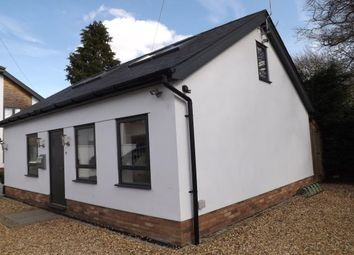 Thumbnail 1 bed flat to rent in Little Shelford, Cambridge