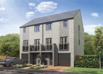 "Thumbnail 3 bedroom end terrace house for sale in ""The Chester "" at Whinney Hill, Durham"