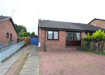 Thumbnail 2 bedroom bungalow for sale in East Bankton Place, Livingston, West Lothian