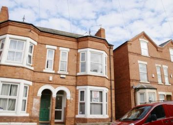 Thumbnail 5 bed semi-detached house to rent in Gregory Avenue, Lenton, Nottingham