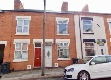 Thumbnail 3 bedroom terraced house to rent in Henton Road, Leicester