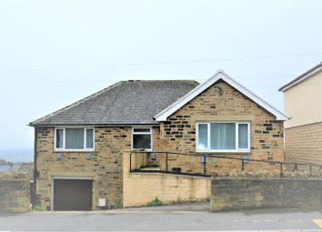 Thumbnail 3 bed detached bungalow for sale in New Hey Road, Salendine Nook, Huddersfield