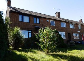Thumbnail 3 bedroom end terrace house for sale in Speedwell Road, Ipswich