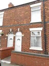 Thumbnail 2 bed terraced house for sale in West Street, Crewe, Cheshire