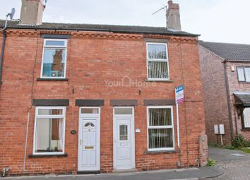 Thumbnail 3 bed end terrace house for sale in Henley Street, Lincoln
