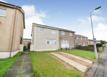 Thumbnail 3 bed semi-detached house for sale in Kintyre Crescent, Airdrie