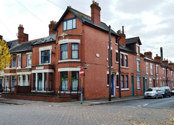 Thumbnail 6 bed terraced house for sale in Darley Street, Leicester